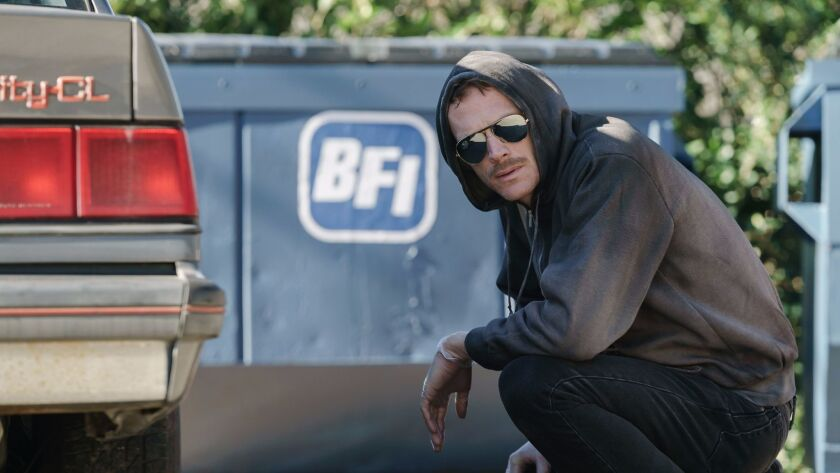 """Paul Bettany as Ted Kaczynski in """"Manhunt: Unabomber."""""""
