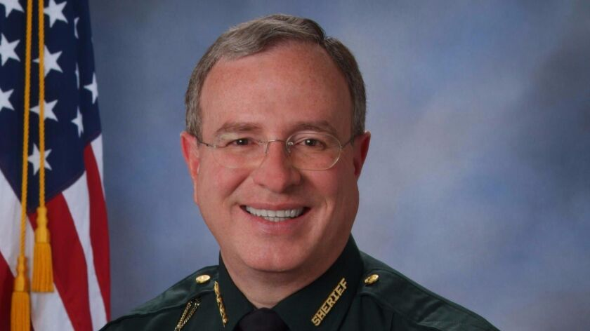 Florida sheriff threatens arrests at Hurricane Irma shelters for people who have warrants