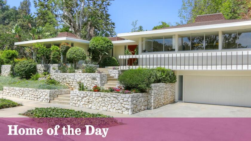Home of the Day: Pristine Midcentury Modern in Los Feliz asks $2.145 million