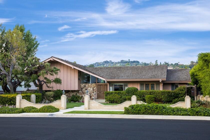 The Brady Bunch house in Studio City | Hot Property