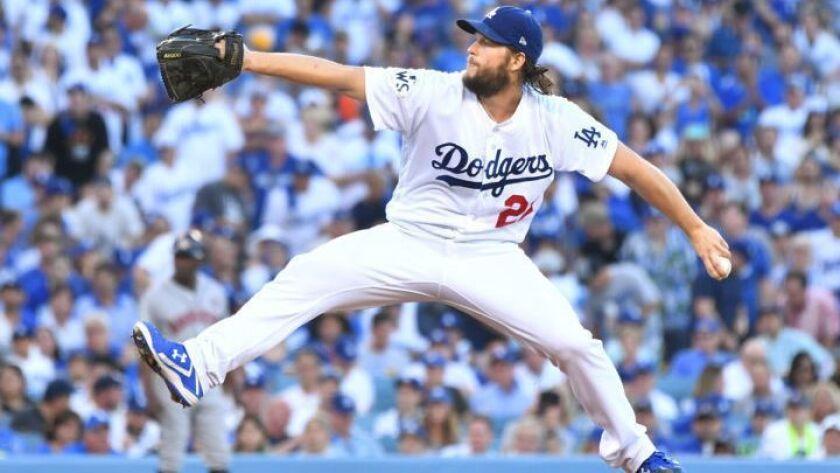 World Series, Game 1: Houston at LA Dodgers