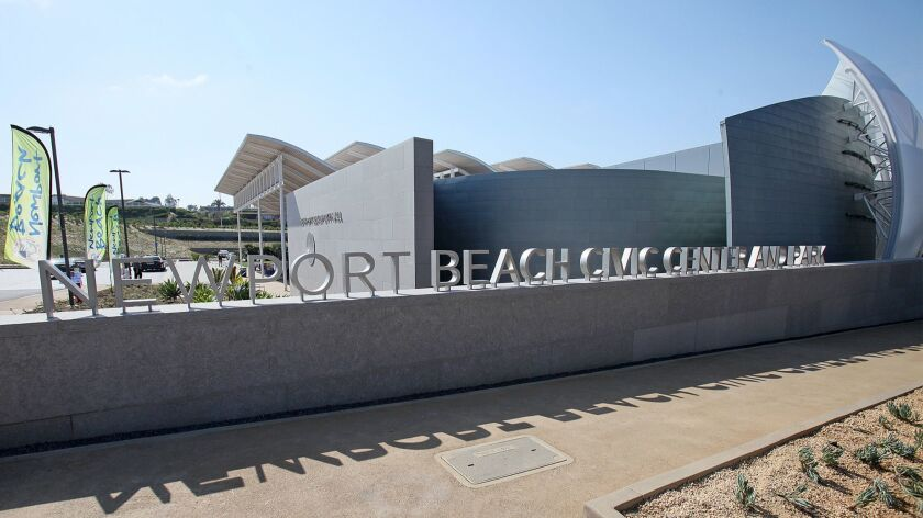 The City of Newport Beach's new Civic Center and Park is now open to the public.