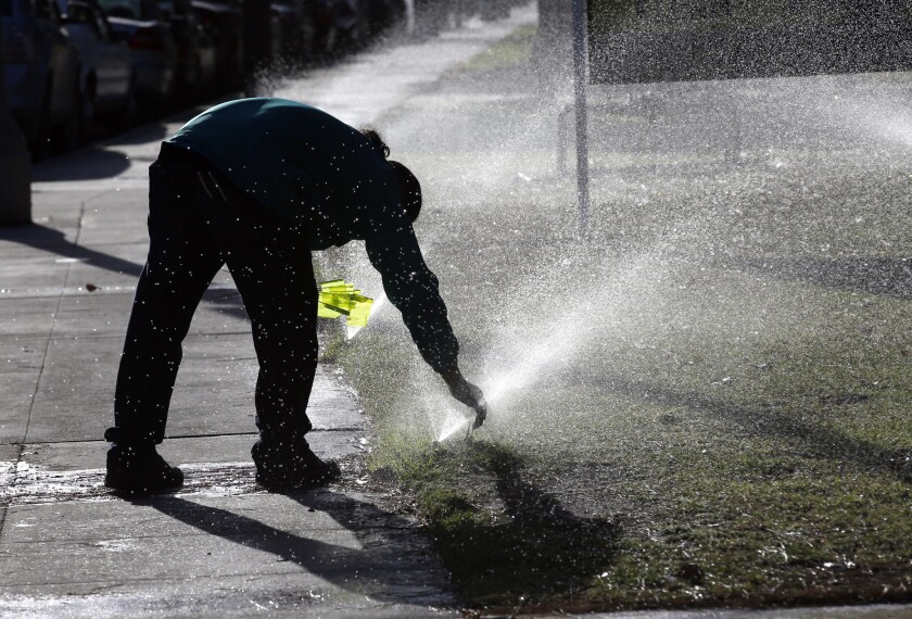 Drought woes in California
