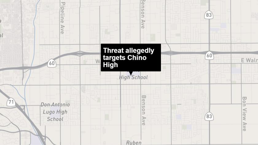Chino high threat