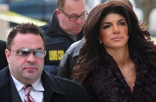 Teresa Giudice reports to prison for 15-month sentence