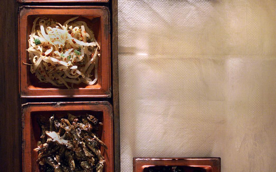 Potato Chorim (Kamja Chorim)