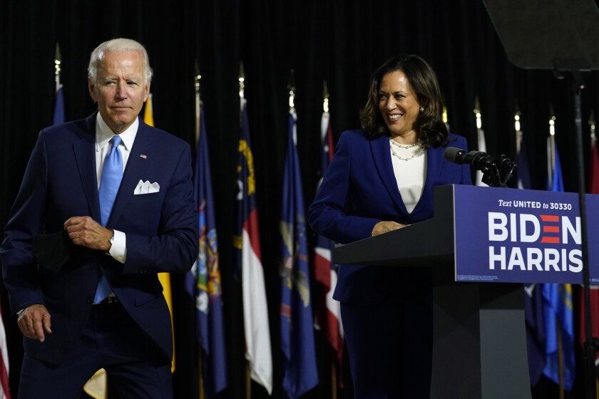 Why Celebs Are Saying We Have Her Back About Kamala Harris Los Angeles Times