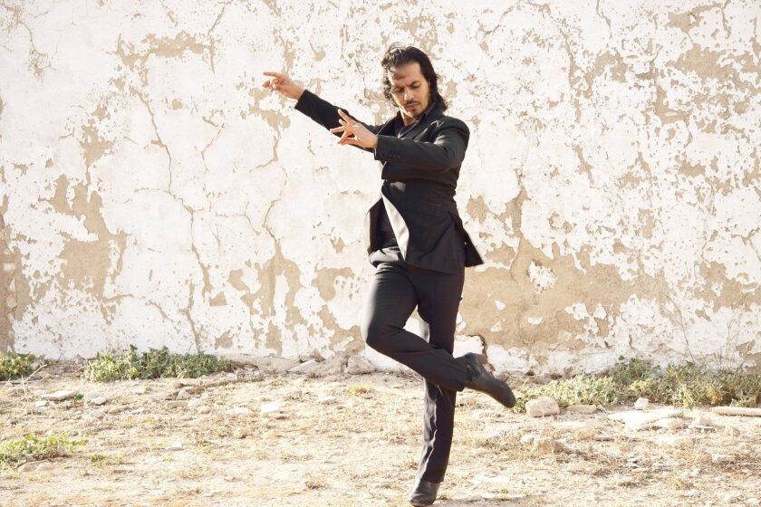 """El bailaor sevillano Farruquito afirma que, para él, """"la improvisación es fundamental, porque así es como nació este arte""""."""