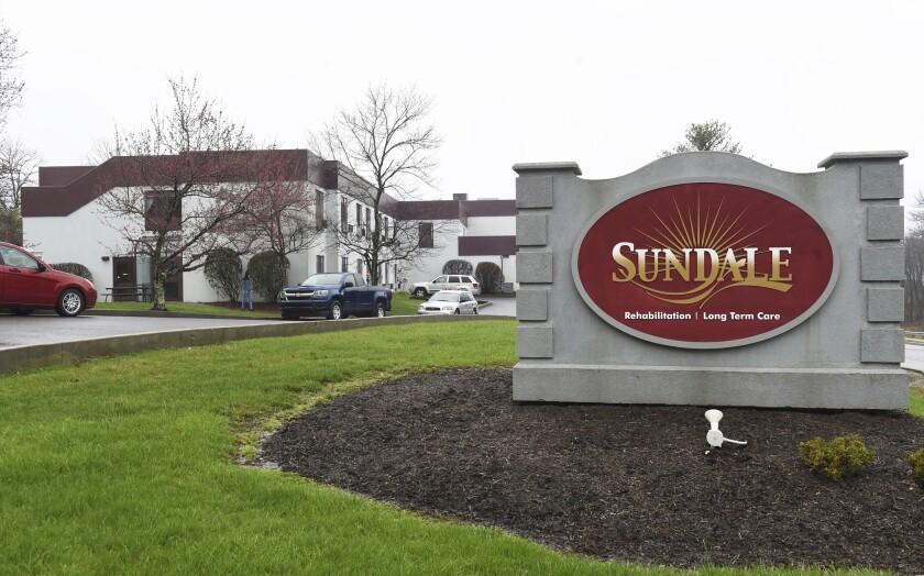 Sundale nursing home in West Virginia