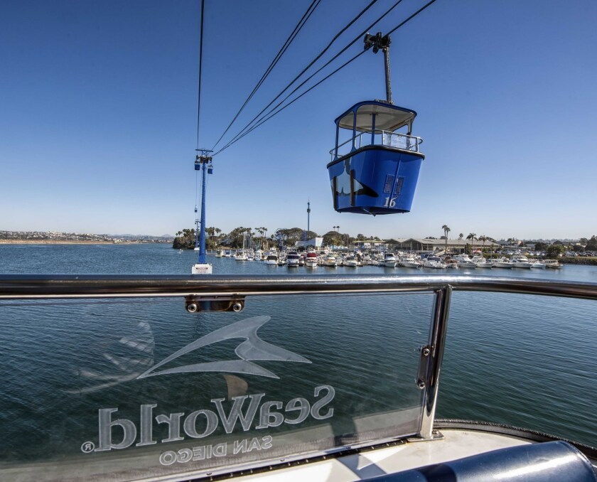 SeaWorld Sky Ride