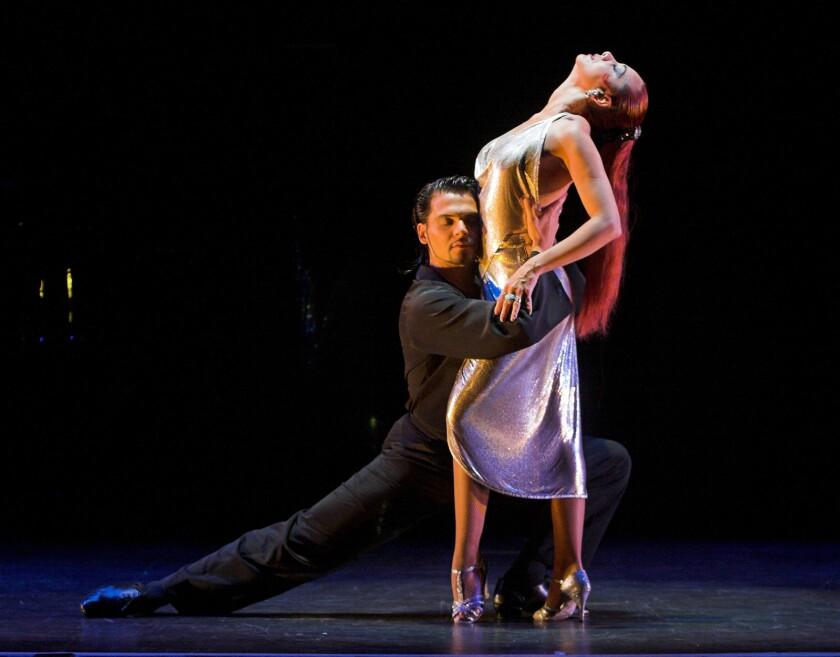 "A Scene from Forever Tango"". Luis Bravo's FOREVER TANGO, the internationally celebrated entertainmen"