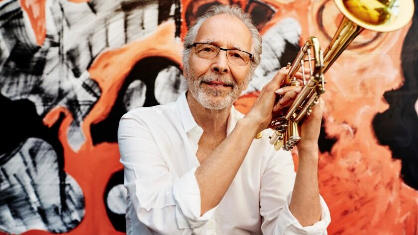 Trumpeter Herb Alpert.