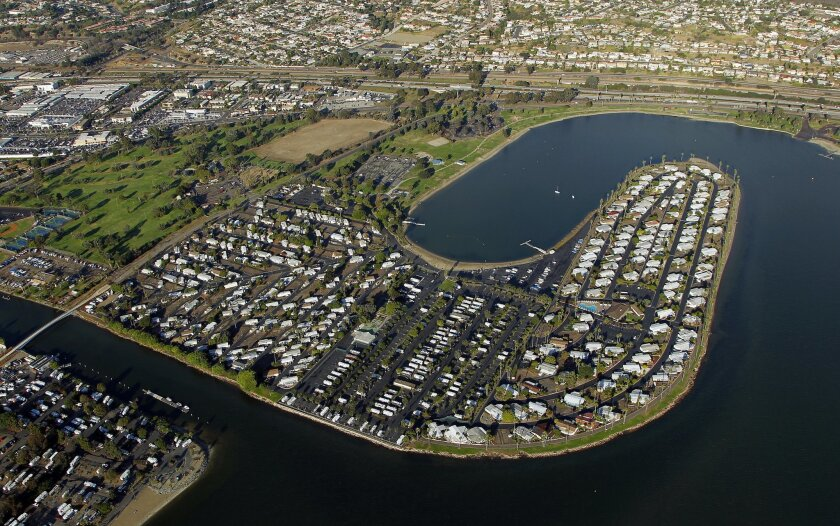 san diego mobile home parks