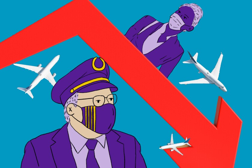 Airline job security in Pandemic 2020 - Fly Guy Column