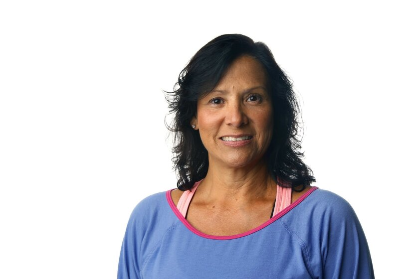 Lisbeth Garces is a certified Zumba Fitness Instructor.