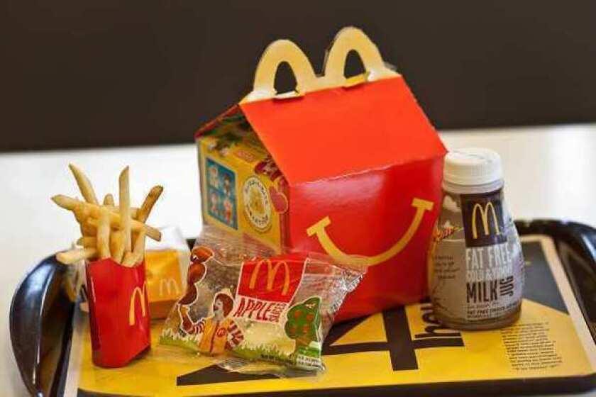 Warm winter, Chicken McBites keep McDonald's profit up
