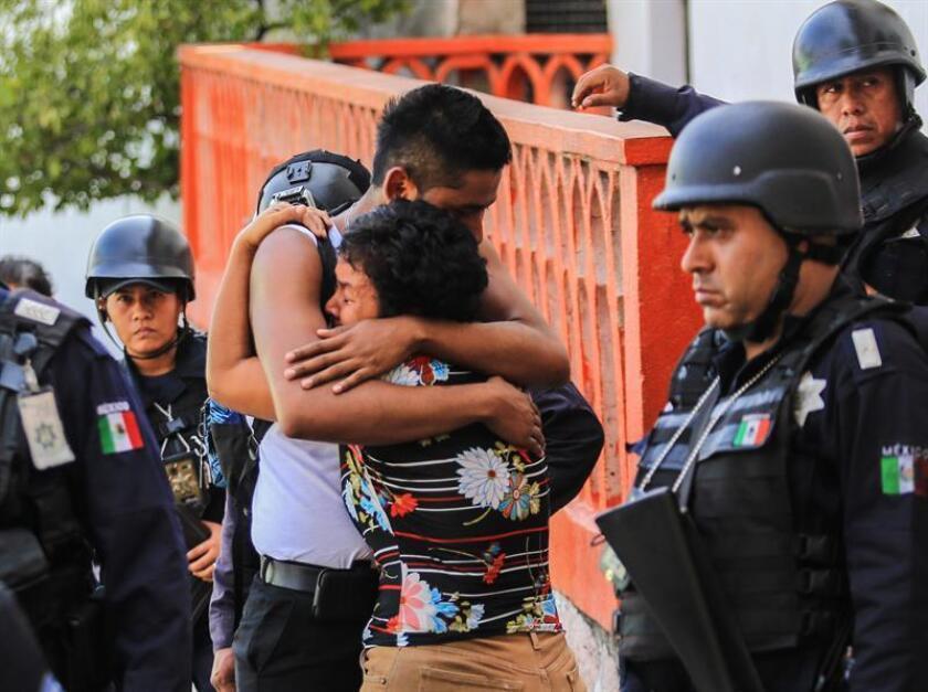 Un ataque armado durante un funeral en el municipio mexicano de Fresnillo, en el norteño estado de Zacatecas, dejó seis personas muertas y 16 heridos, informaron hoy las autoridades estatales. EFE/Archivo