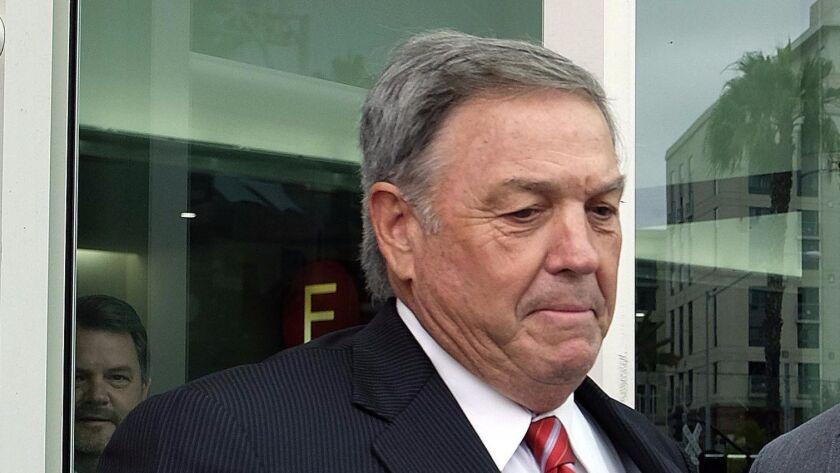 Former Rep. Duncan Hunter.