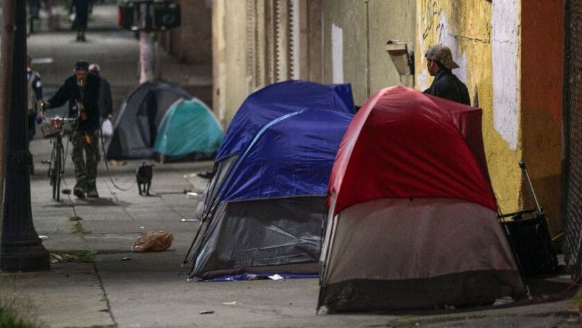 Report: Homelessness down 6 percent in San Diego County