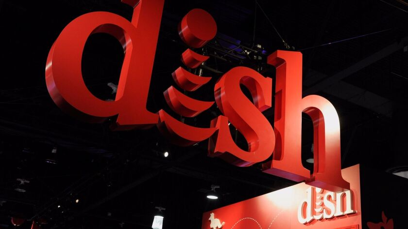 FILE - JUNE 3, 2015: According to reports, Dish Network is currently in talks with T-Mobile for a me