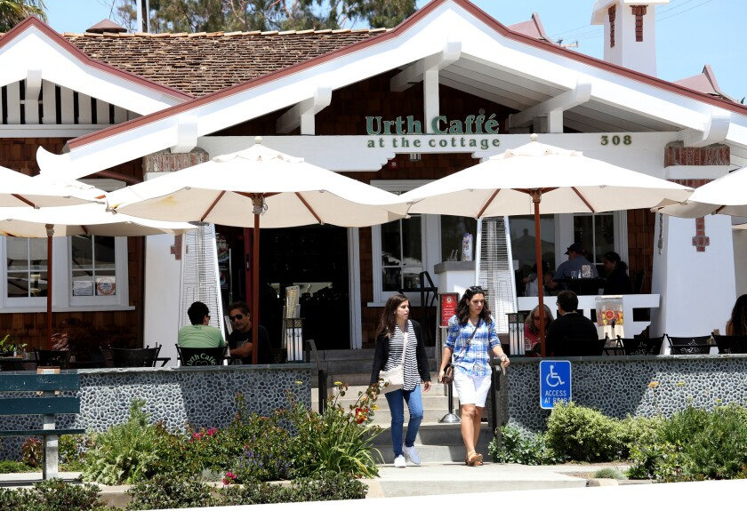 Urth Caffe in Laguna Beach is being sued by a group of Muslim women who say they were discriminated against when they were asked to give up their table. Now the restaurant has filed a countersuit against the women.
