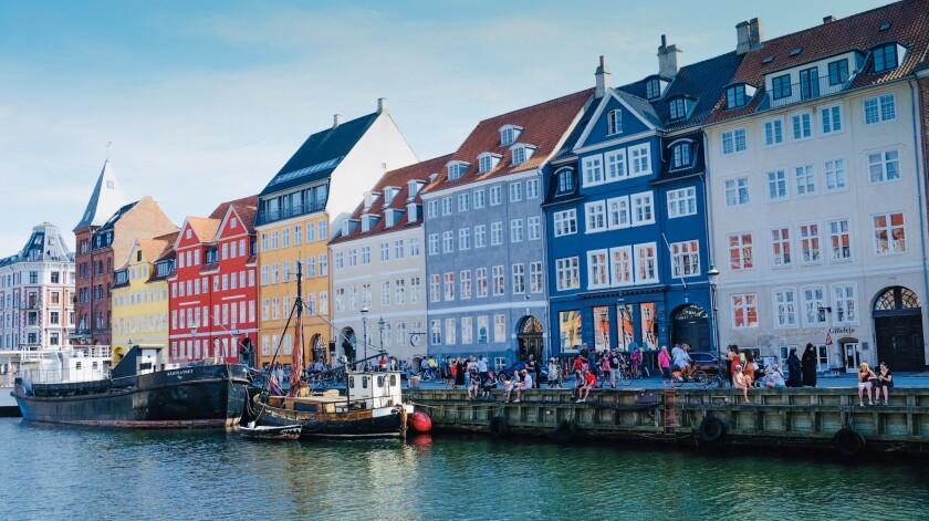 Découvrir la Scandinavie - Copenhague
