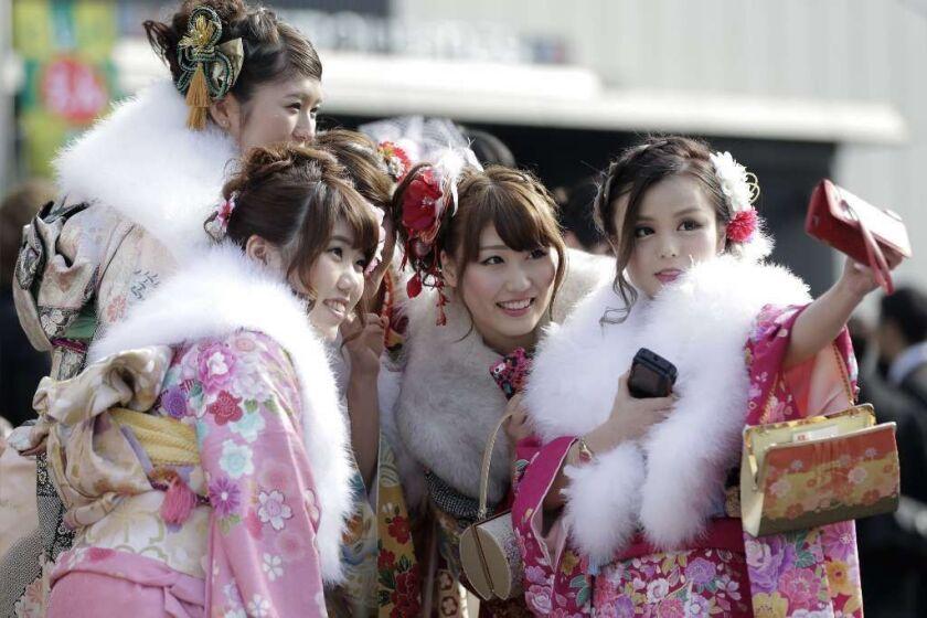 Commentary: Yes, Kim Kardashian's 'Kimono' is cultural