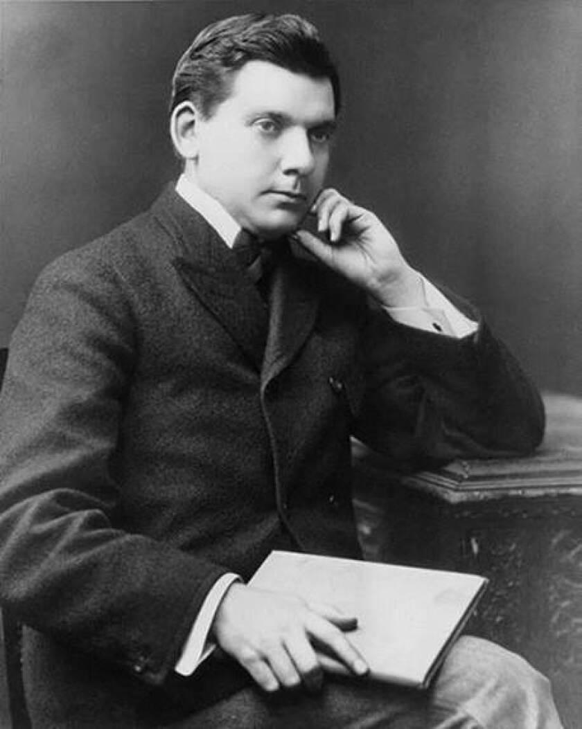 Architect Irving Gill.