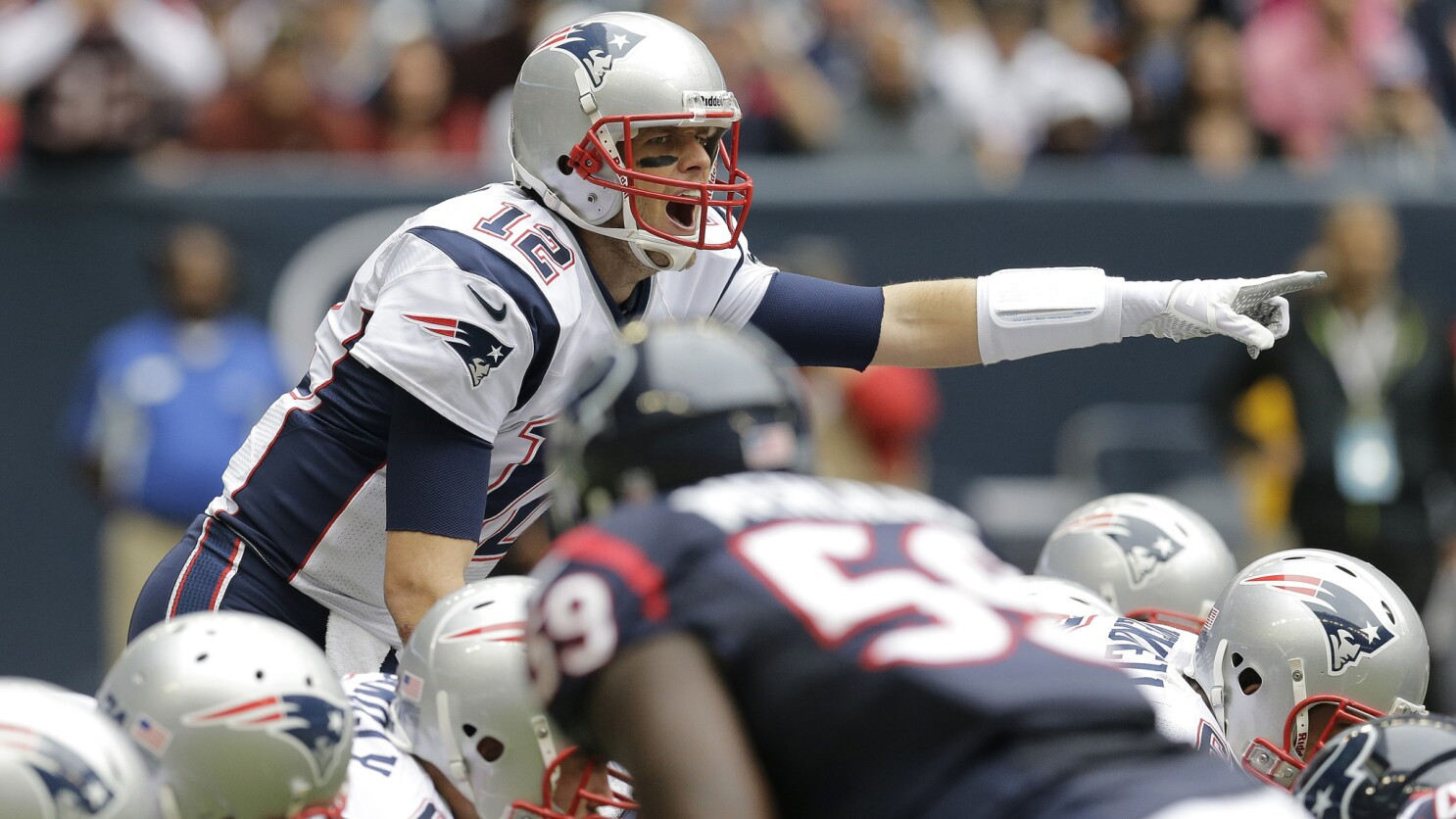 Morning Briefing: Don't aim a laser pointer at Tom Brady or you'll be singed in court