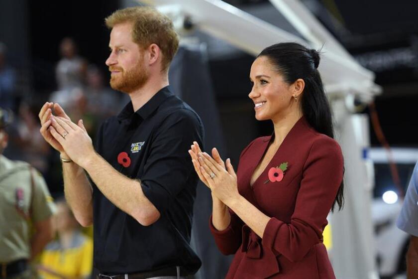 El príncipe Enrique presencia en Australia el cierre de los Juegos Invictus