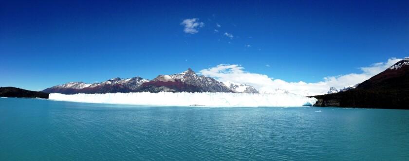 ElParque Nacional Los Glaciares en la Patagonia Argentina, es Patrimonio de la Humanidad desde 1981, hogar del famoso Glaciar Perito Moreno.