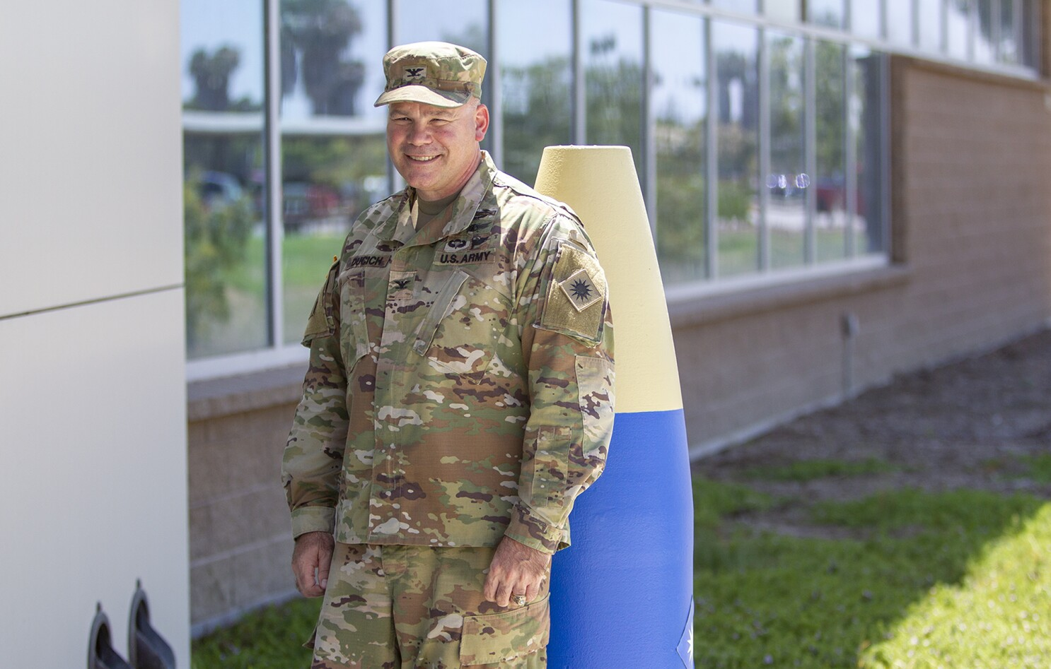 New Los Alamitos training base commander prepares for natural disasters, future conflicts