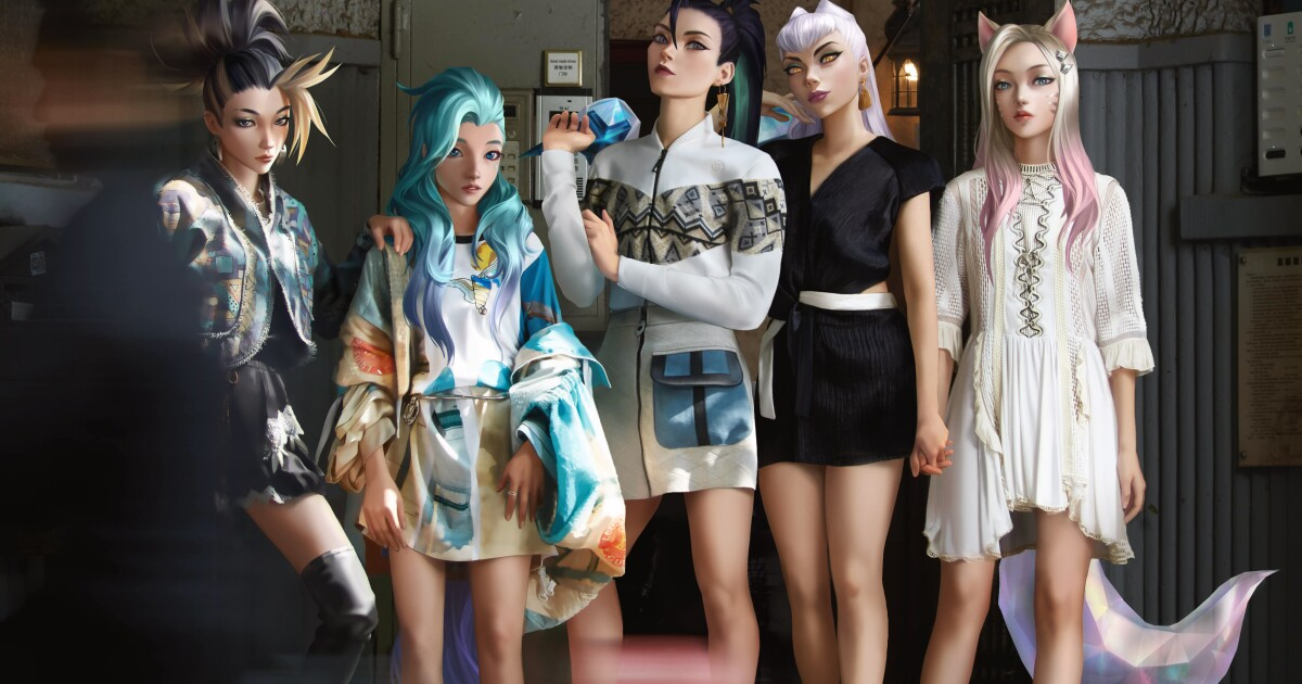 Video games are the new runway. Coveted fashion brands are loving it