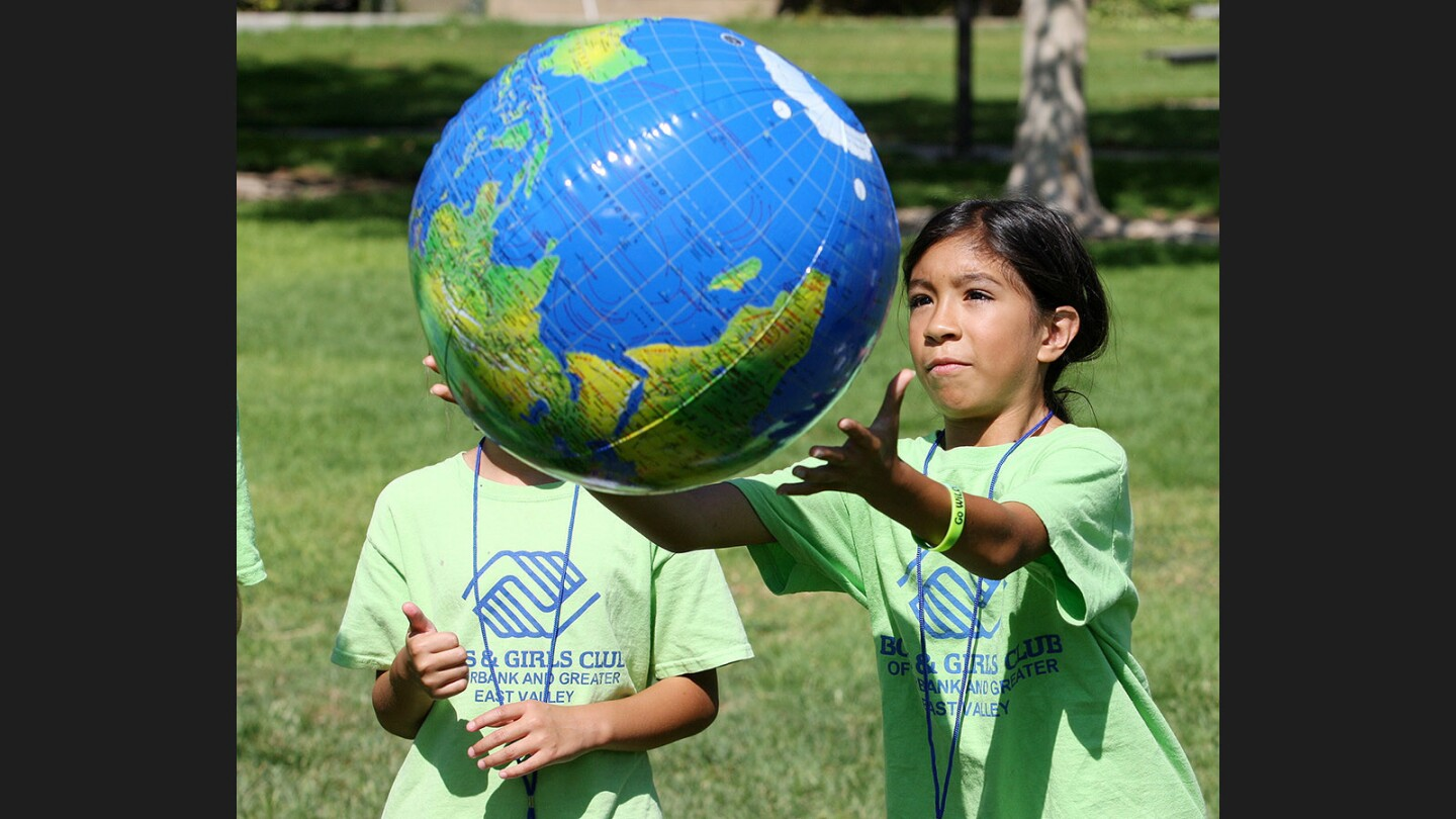 Photo Gallery: Nestlé teaches conservation to Boys and Girls Club of Burbank