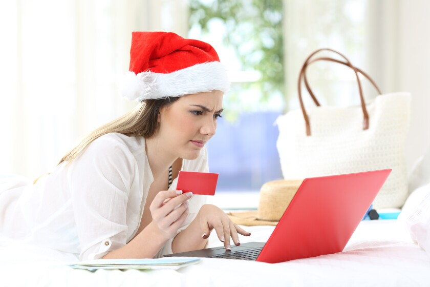 These holiday scams are heavy on naughty, totally lacking in nice