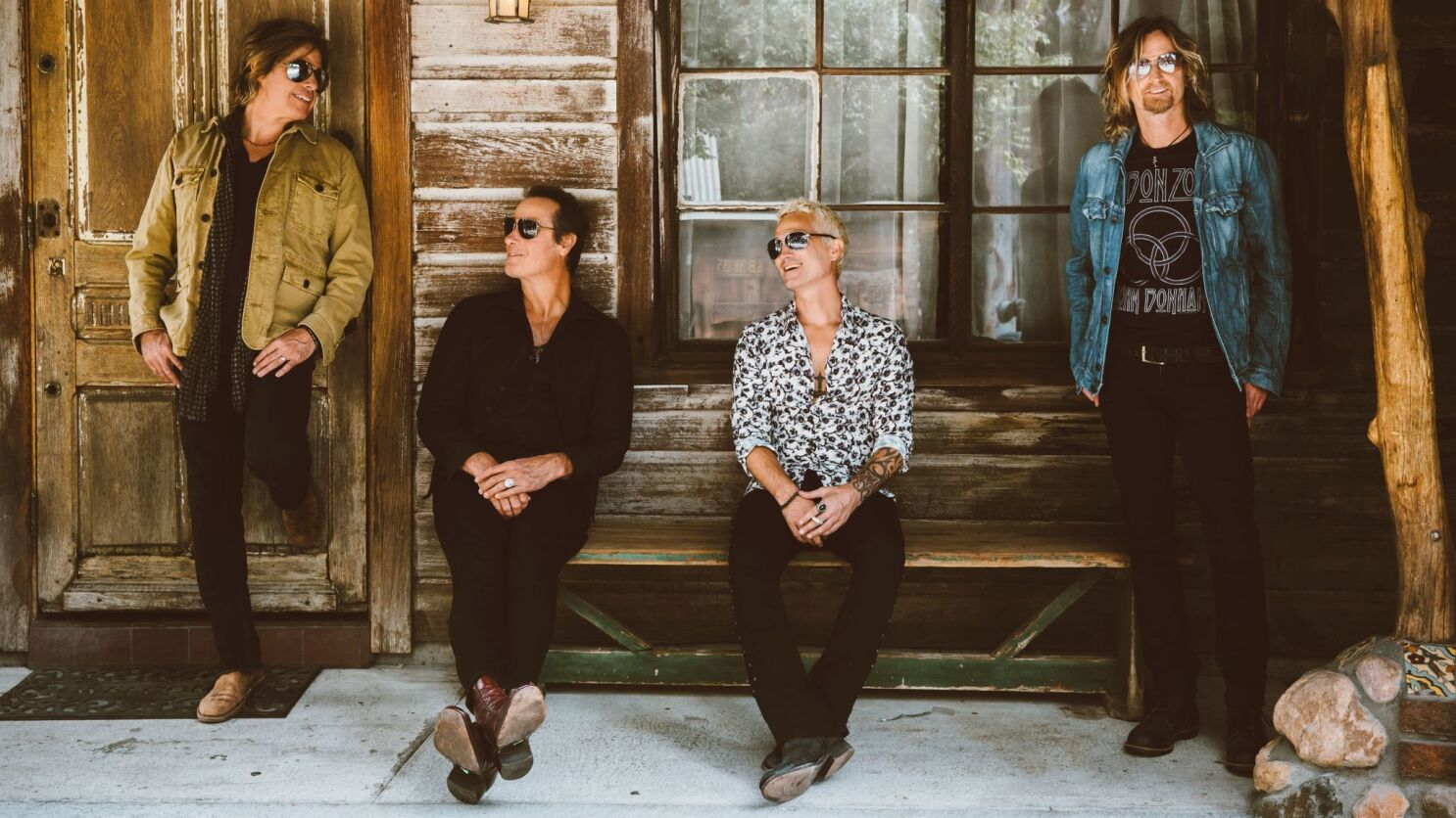 Stone Temple Pilots Overcome Deaths Of Scott Weiland And Chester Bennington With New Singer Tour And Album The San Diego Union Tribune