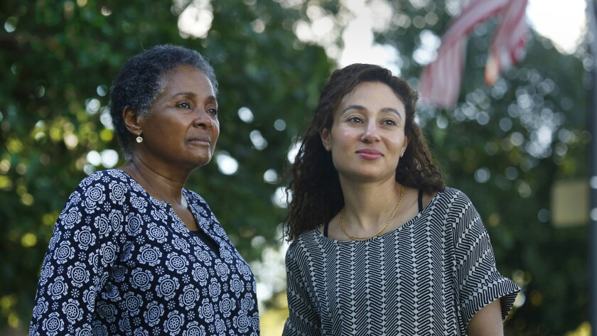 Granvilette Kestenbaum, left, whose husband, Howard, was killed in the attack, and her daughter Lauren Kestenbaum, who was 24 at the time.