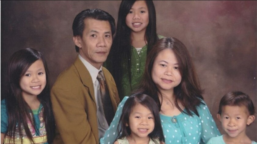 Father of four, Michael Phuong Minh Nguyen, 54, a U.S. Citizen, has gone missing since July 6, 2018.