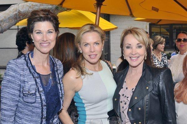 Melissa Wilkins, Kathryn Edwards, Denise Hug