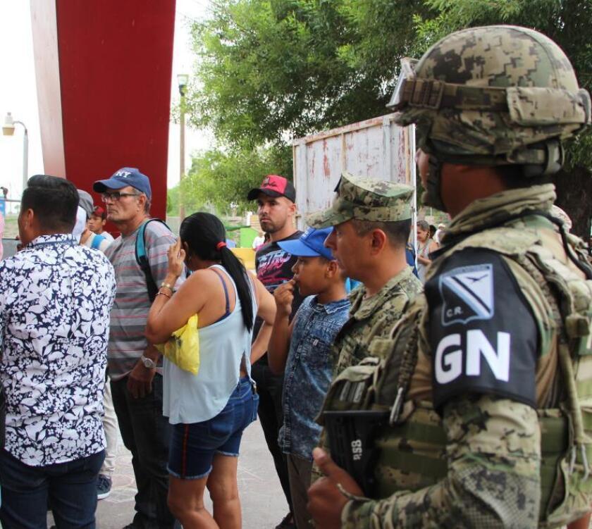 México reconoce preocupación de CIDH y reitera respeto a DD.HH. de migrantes