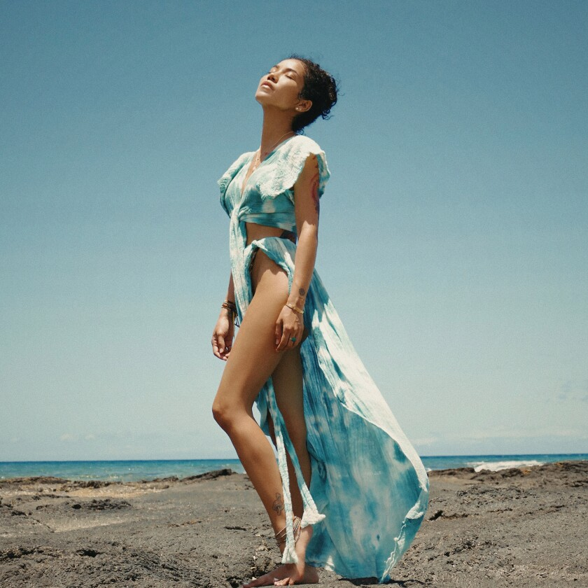 Jhené Aiko has just released a meditative new track.