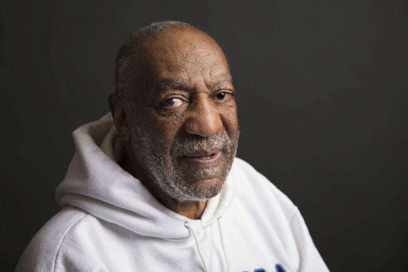 A lawsuit is believed to be the first from a recent spate of allegations that Bill Cosby sexually assaulted about 20 women.