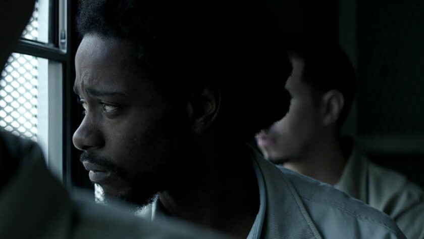 "Lakeith Stanfield is Colin Warner in ""Crown Heights."""