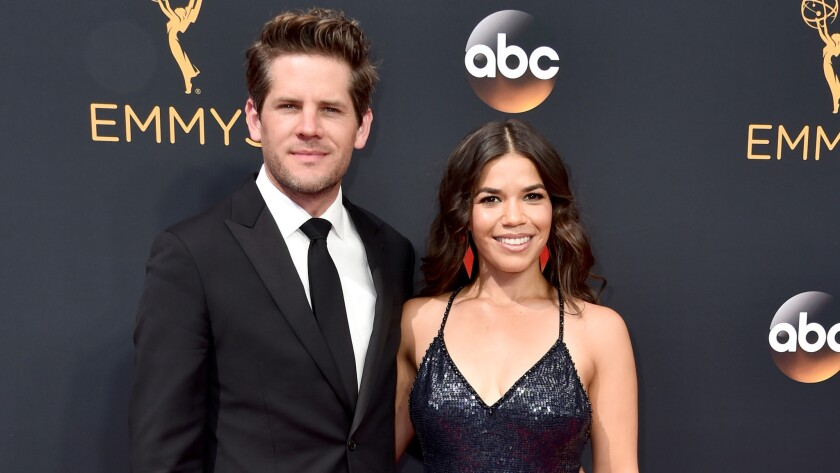 Today in Entertainment: America Ferrera is pregnant with