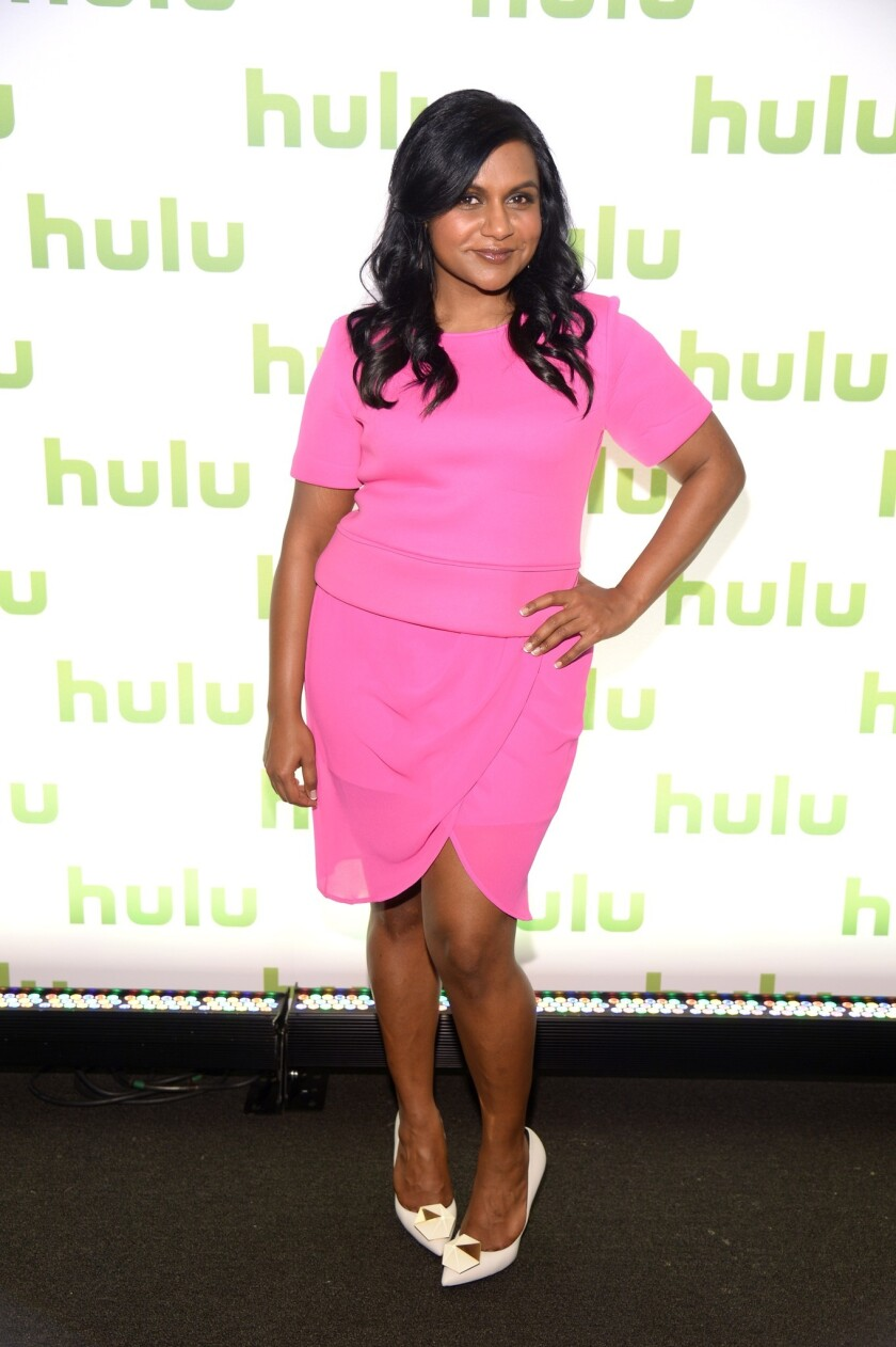 Mindy Kaling talks about her upcoming book.
