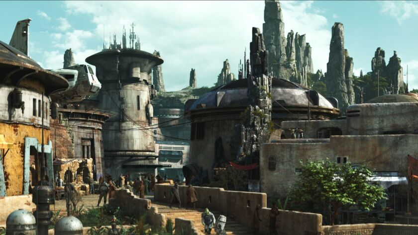 Star Wars: GalaxyÕs Edge