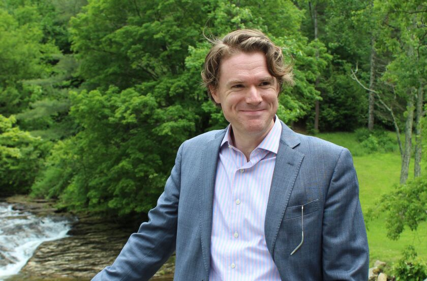 Ben Cadwallader is the new executive director of LACO