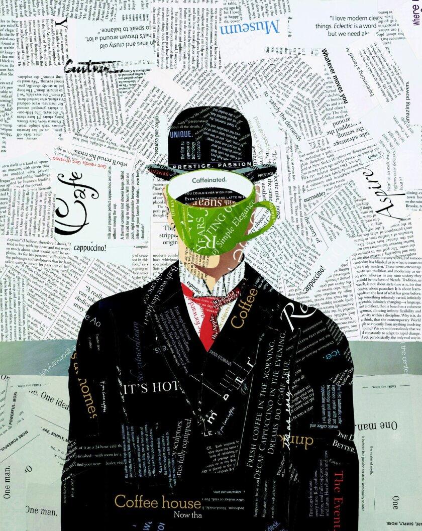 """Caffeinated,"" by Richard Curtner"