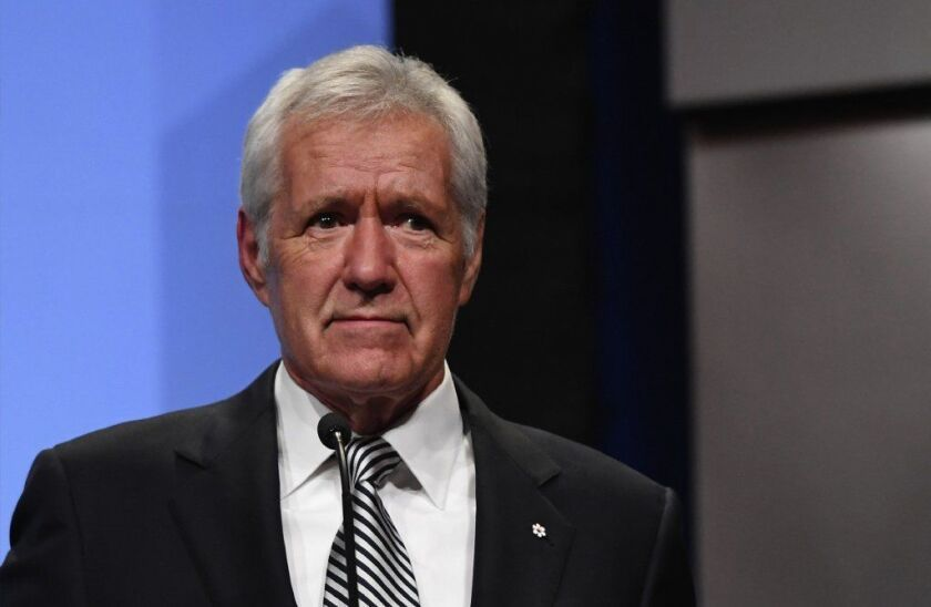 """Jeopardy!"" host Alex Trebek is back on chemo after a setback in his fight against pancreatic cancer."