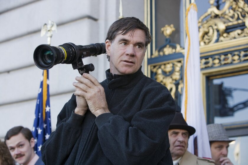 Director Gus Van Sant will be honored at the San Diego Film Festival.